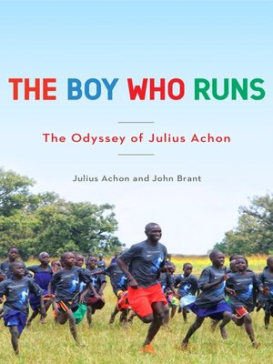 cover image of The Boy Who Runs