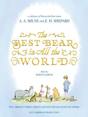 cover image of The Best Bear in All the World