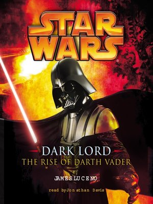 cover image of The Rise of Darth Vader