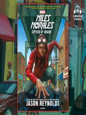 cover image of Miles Morales