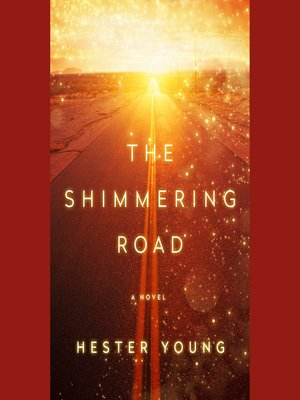 cover image of The Shimmering Road