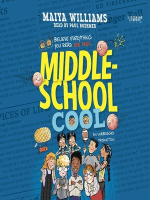 cover image of Middle-School Cool