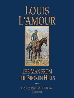 cover image of The Man from the Broken Hills