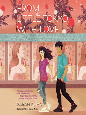 cover image of From Little Tokyo, with Love