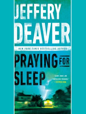 cover image of Praying for Sleep