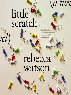cover image of little scratch