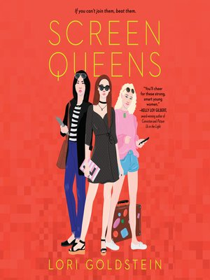 cover image of Screen Queens