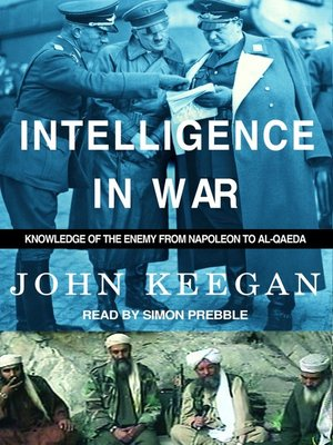 cover image of Intelligence in War