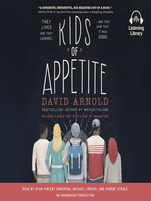 cover image of Kids of Appetite
