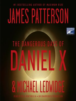 cover image of The Dangerous Days of Daniel X