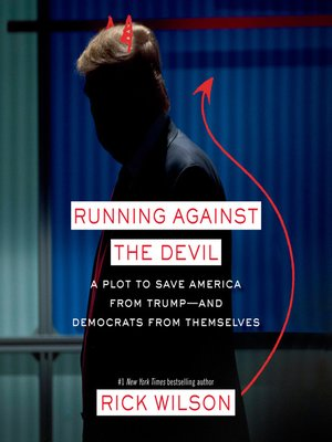 cover image of Running Against the Devil