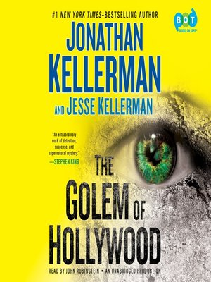 cover image of The Golem of Hollywood