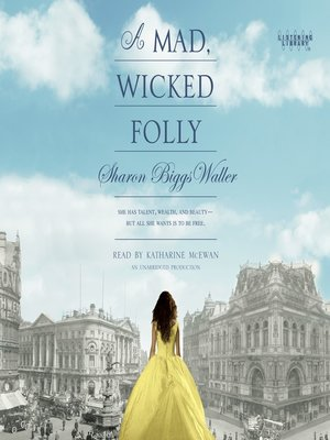 cover image of A Mad, Wicked Folly