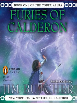 cover image of Furies of Calderon