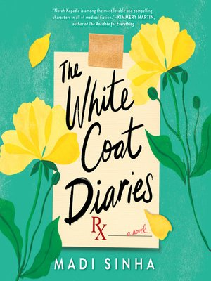 cover image of The White Coat Diaries