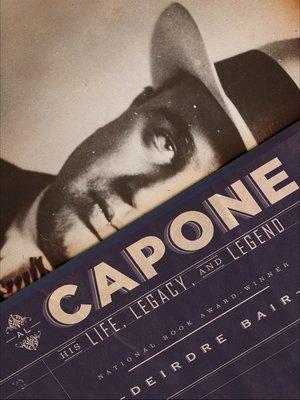 cover image of Al Capone