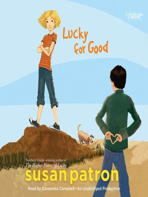 cover image of Lucky for Good