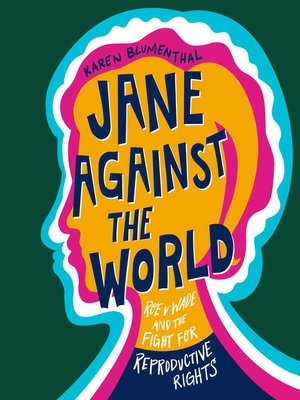 cover image of Jane Against the World