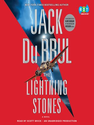 cover image of The Lightning Stones
