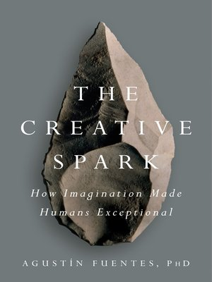 cover image of The Creative Spark