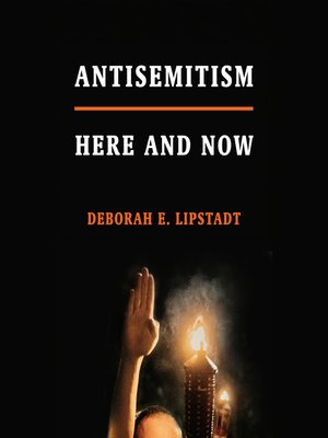 cover image of Antisemitism