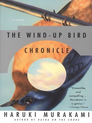 cover image of The Wind-Up Bird Chronicle
