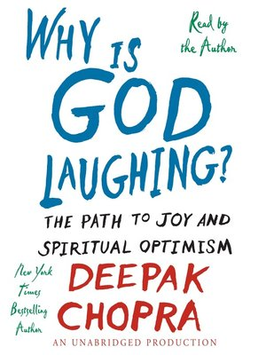 cover image of Why is God Laughing?