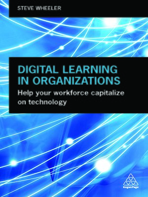 cover image of Digital Learning in Organizations