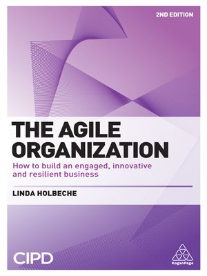 cover image of The Agile Organization
