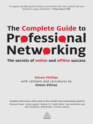 cover image of The Complete Guide to Professional Networking