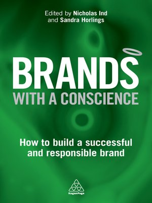 cover image of Brands with a Conscience
