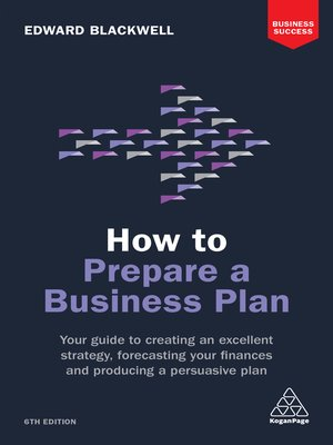 how to prepare a business plan pdf