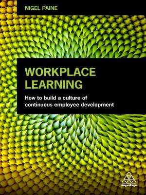 cover image of Workplace Learning
