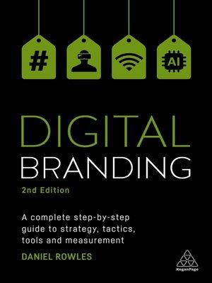 cover image of Digital Branding