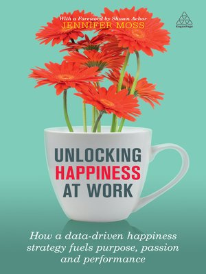 cover image of Unlocking Happiness at Work