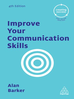 communication skills handbook 4th edition ebook