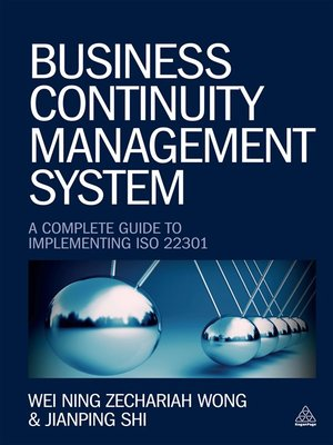 Business Continuity Management Ebook
