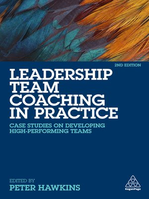 cover image of Leadership Team Coaching in Practice