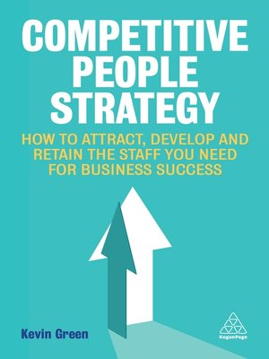 cover image of Competitive People Strategy