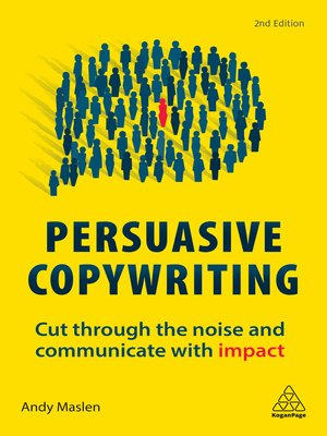 cover image of Persuasive Copywriting
