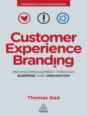 cover image of Customer Experience Branding