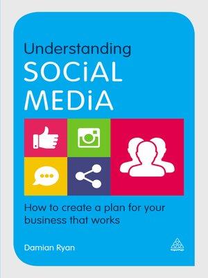 cover image of Understanding Social Media