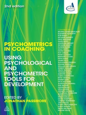 cover image of Psychometrics in Coaching