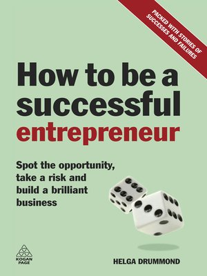 cover image of How to be a Successful Entrepreneur