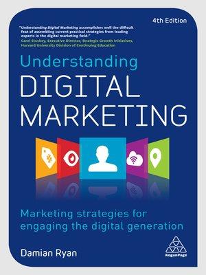cover image of Understanding Digital Marketing