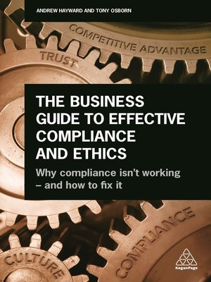 cover image of The Business Guide to Effective Compliance and Ethics