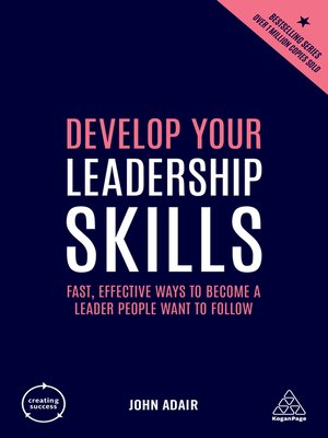 cover image of Develop Your Leadership Skills