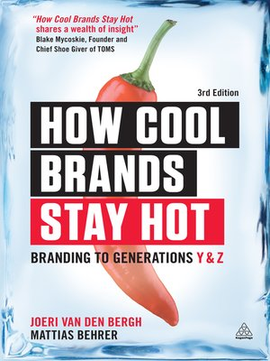 cover image of How Cool Brands Stay Hot