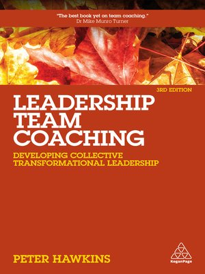 cover image of Leadership Team Coaching