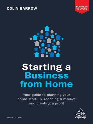 cover image of Starting a Business From Home